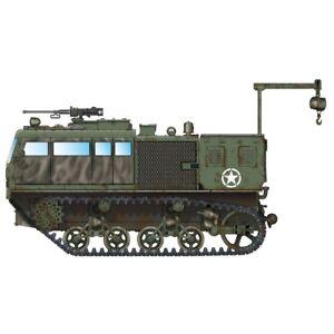 """""""hobby Boss 82921 Modèle Kit M4 Haute Vitesse Tracteur"""" - Hbb82921 Hobby 172 M4 Saveur Pure Et Douce"""