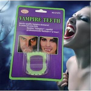 Glow-in-the-Dark-Vampire-Fangs-Kids-Teeth-Halloween-Party-Dracula-Costume-WWB-0T