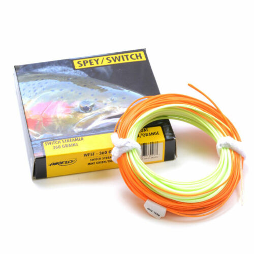 Closeout! Airflo Switch Streamer Fly Line New in Box