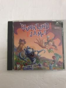 Junkland-Jam-Music-Windows-PC-CD-ROM-Musical-Game-Ages-6-10-Ships-N-24hrs