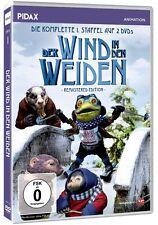 Der Wind in den Weiden - Staffel 1 * DVD Puppentrickserie Kenneth Grahame Pidax