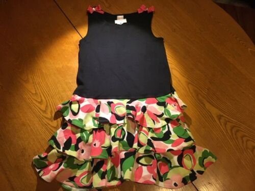 Gymboree dress EUC Park City Luxe City Sidewalk 5 6 7 8 9 10 12  NWT choice