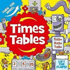 Turn the Wheel Times Tables by Arcturus Publishing (Hardback, 2015)
