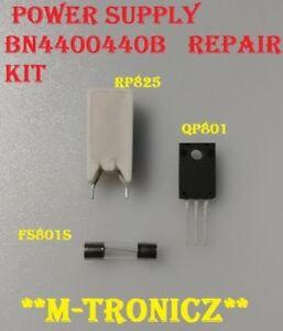 Power Supply Component Repair Kit Samsung BN44-00440B I40F1/_BHS