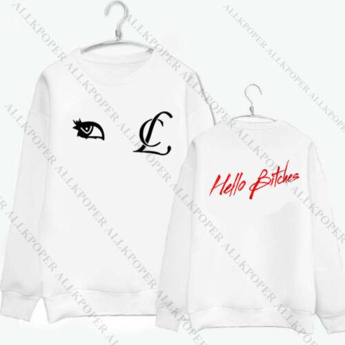Kpop 2NE1 Sweat CL Hello Bitches nouvelle Vidéo Unisexe Pull À Capuche Sweatershirt