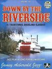 Down By the Riverside: 15 Traditional Dixieland Classics! [Slimline] by Jamey Aebersold (CD, Feb-2013, Jamey Aebersold Jazz)