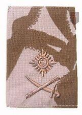 Major General Desert DPM Rank Slide (New Official