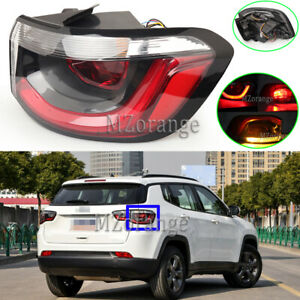 Right-Driver-Side-LED-Rear-Tail-Light-Fog-Lamp-For-Jeep-Compass-MP-M6-2016-2019