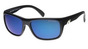 Mako APEX - Blue Glass Mirror Sunglasses Polarised 9601 + Free Shirt ... a42e62f7e93