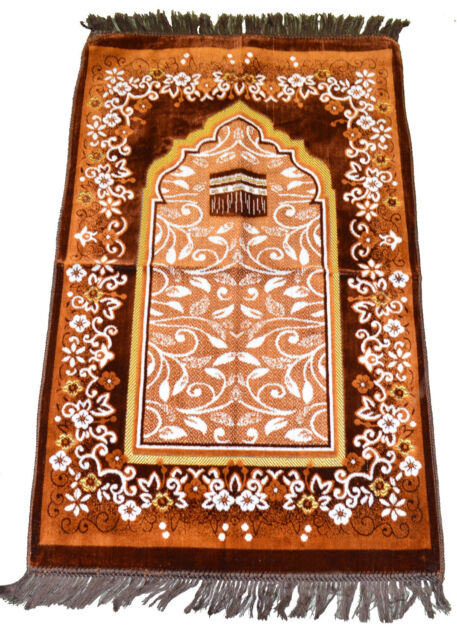 Prayer Rug Moroccan Carpet Mat Salat Sajada Turkish Ic Muslim Musala