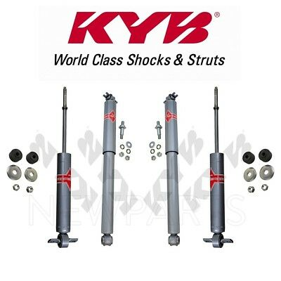 KYB KG5507 Gas-a-Just Monotube Shock