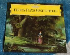 CHOPIN PIANO MASTERPIECES UK LP DG  2850 002 TULIPS, ASKENASE KAROLYI ANDA
