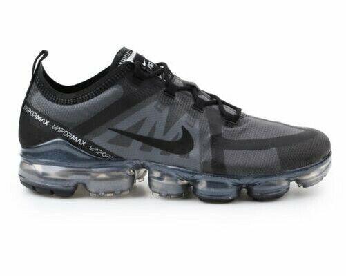 Nike Luft Vapormax 2019 AR6631 004 Herren Turnschuhe Schwarz Schuhe