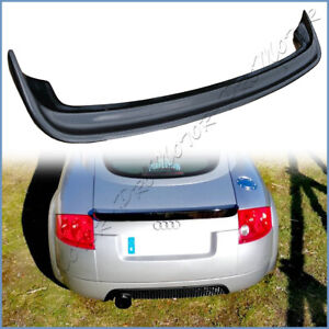 Fit For All 1999 2006 Audi Tt Mk1 8n3 8n9 Carbon Fiber Type A Spoiler Model Ebay