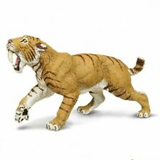 Safari Ltd. Wild Safari Dinosaurs Smilodon Tiger Figurine