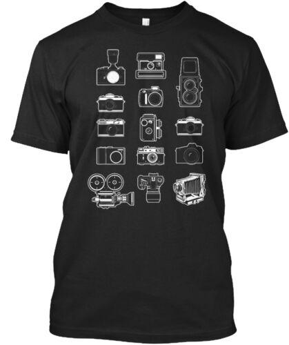 Cameras Standard Unisex T-shirt