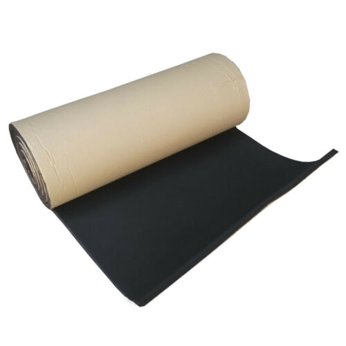 1 X Car Sound Proofing Deadening Insulation 30mm Closed Cell Foam 50X100CM
