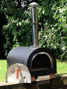 Image Is Loading Dome Nb Outdoor Pizza Oven Ovens Stone Base