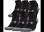 Under Armour U290 Mens UA Resistor III 3.0 No Show 6-Pack Athletic Socks 1282424