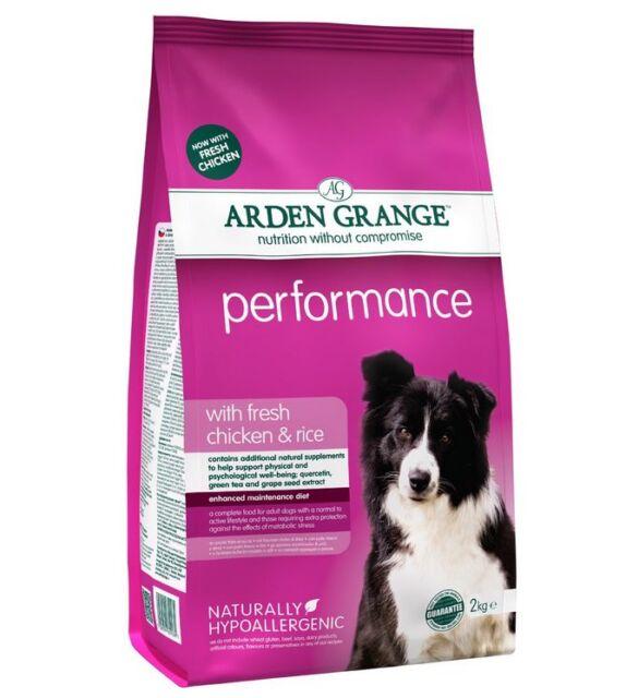 Arden Grange Dry Dog Food - 2kg Various Flavours