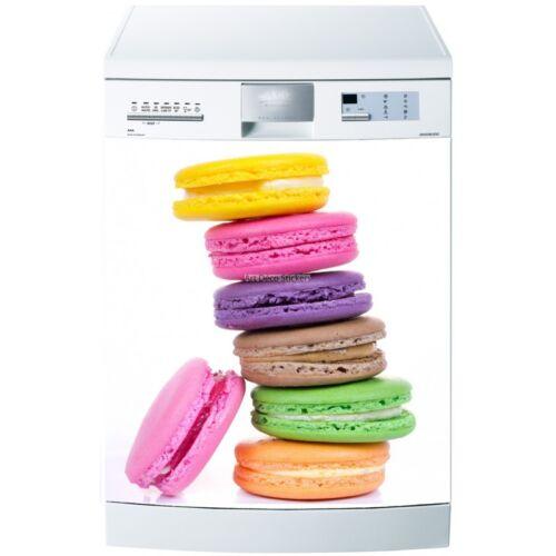 Magnet lave vaisselle Macarons 60x60cm réf 553 553