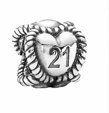 21 pandora charms