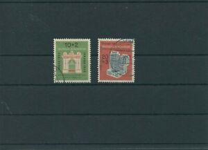 Germany-Federal-Frg-vintage-yearset-1953-Mi-171-172-Postmarked-Used-More-Sh