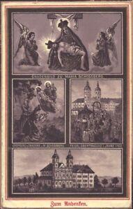 Maria-Schosberg-Eslovaquia-Hungria-Bohemia-Wallfahrt-Recuerdo-Estampa-B-5026