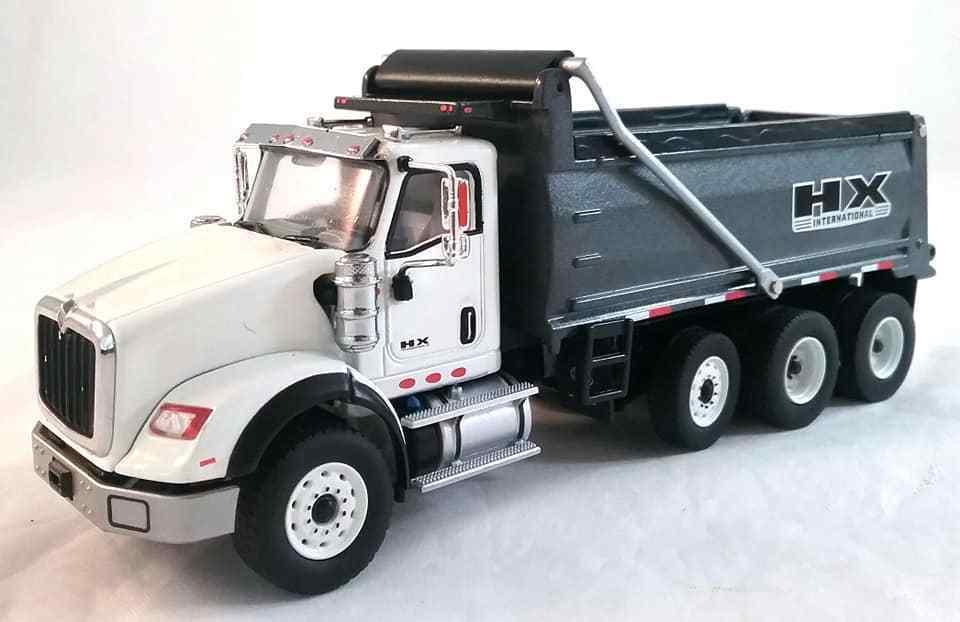 International HX620 camión por maestros en 1 50 escala Diecast