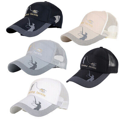 Unisex Woman Mans Visor Hat Vintage Baseball Hat Adjustable Sun Tennis Caps