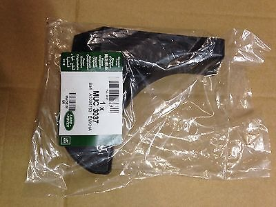 LAND ROVER DEFENDER GENUINE LEFT HAND FRONT DOOR CHECK STRAP COVER MUC3037