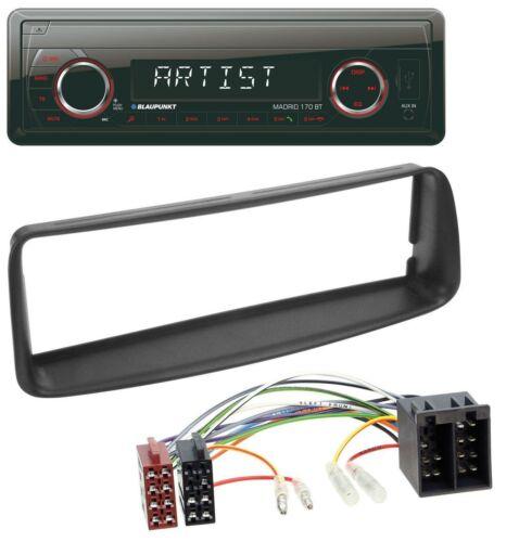 ab 1998 Blaupunkt mp3 USB AUX Bluetooth SD autoradio para peugeot 206