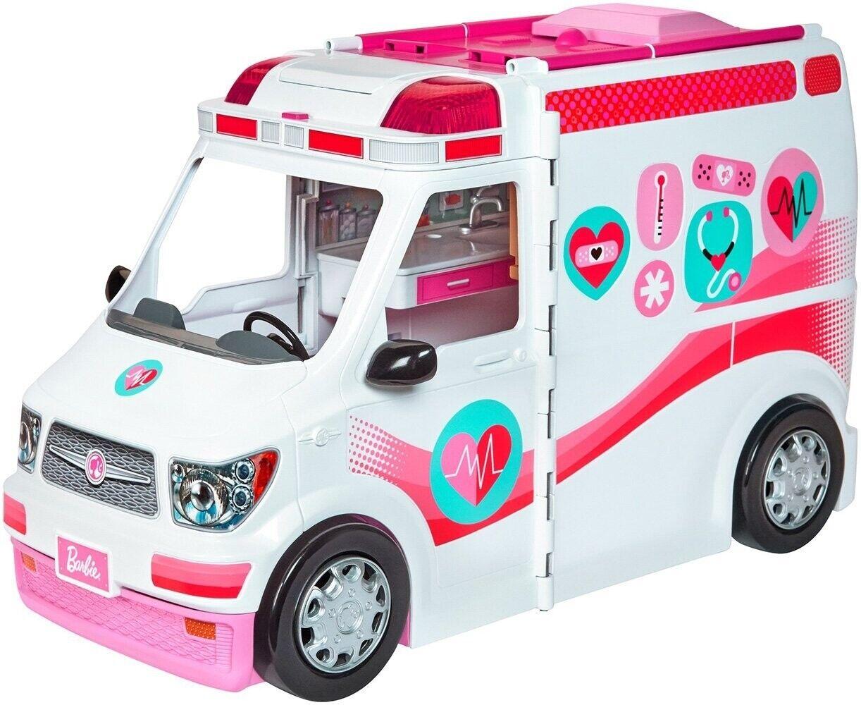 L'Ambulance von Barbie FRM19 Mattel