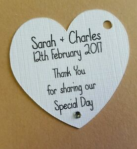 10-personalised-small-white-love-heart-thank-you-guest-label-favour-tags