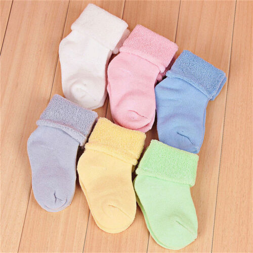 Baby Girl Boy Newborn Winter Warm Boots Toddler Infant Soft Socks Booties ShoeJB
