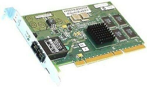 IBM/GSI 1000 Base SX Gigabit PCI Card 200007B 64Bit Ethernet 3.3v
