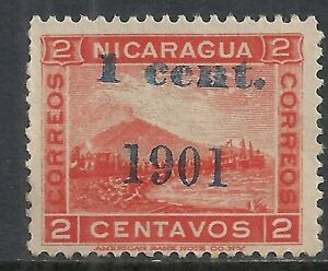 Nicaragua stamps 1901 MI III Not Issued UNG VF