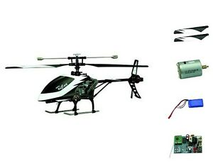AMEWI-Hubschrauber-BUZZARD-Ersatzteile-NEU