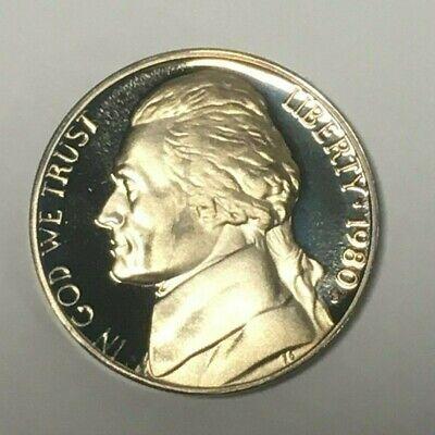 2013 S Jefferson Proof Nickel ~ Gem Mint Proof ~ Deep Cameo ~ Set of Two