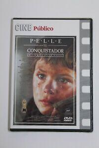 PELLE El Conquistador DVD Original y Precintado. Idioma Castellano
