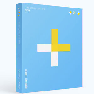 TXT-TOMORROW-X-TOGETHER-The-Dream-Chapter-STAR-Album-Poster-Option-New-Sealed