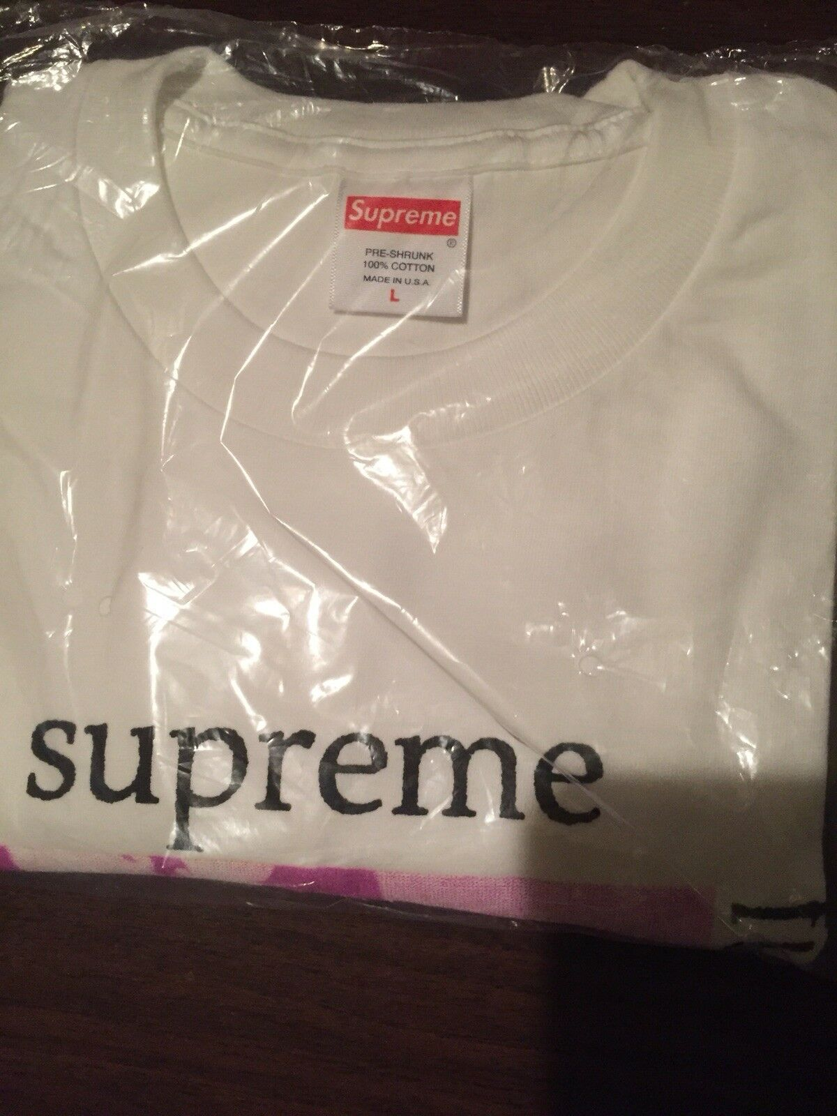 Supreme F with your Head Tee