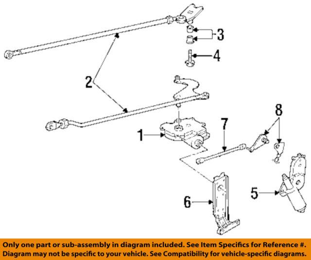 bmw e36 convertible top cover transfer push rod bar automatic rh ebay com bmw e36 convertible top wiring diagram 1994 bmw 325i convertible top wiring diagram