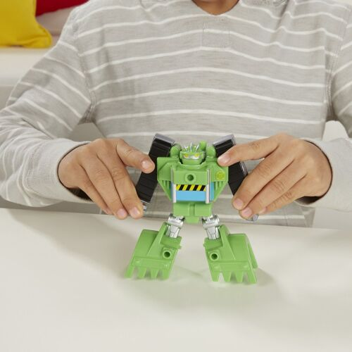 Playskool Heroes Transformers Rescue Bots BLADES,CHASE,BOULDER,HEATWAVE