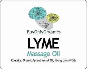 Details about LYME DISEASE Remedy Young Living® Essential Oils - Massage  Oil - Organic