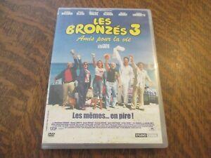 dvd les bronzes 3 amis pour la vie un film de PATRICE LECONTE