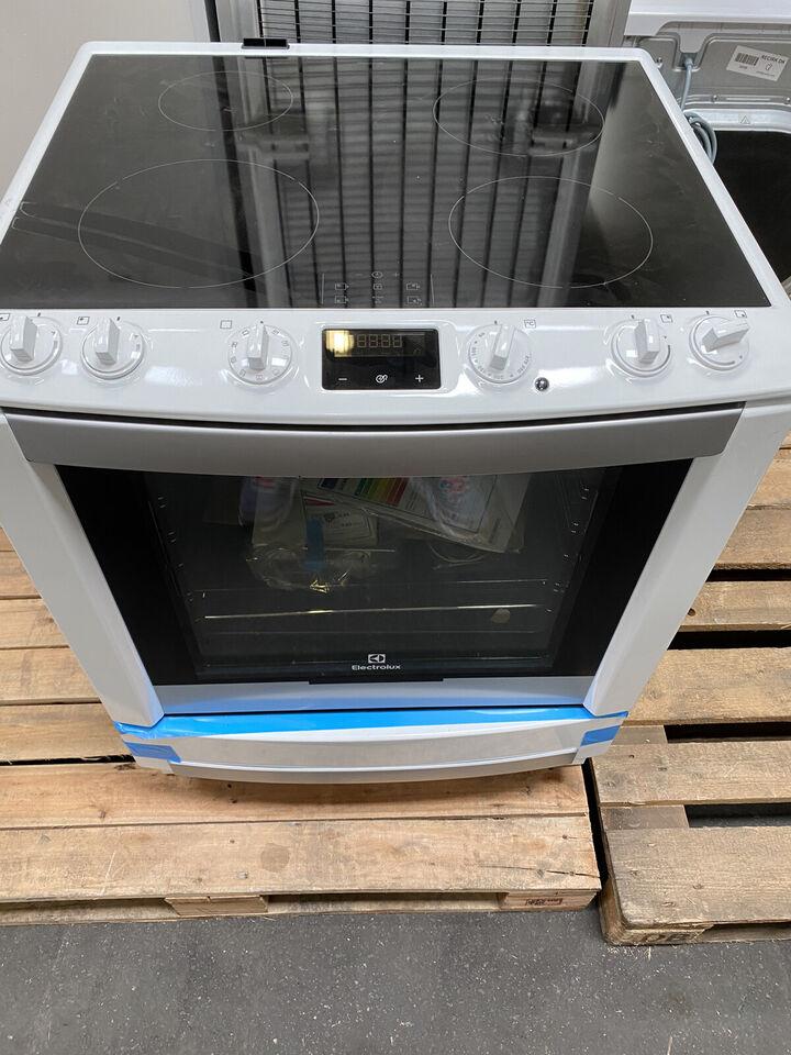 Nyt Electrolux glaskeramisk komfur med garanti
