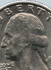 1991-P 25C Washington Quarter