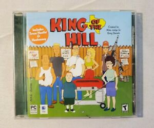 King-of-the-Hill-Windows-Mac-2000-RARE-PC-Game-Complete