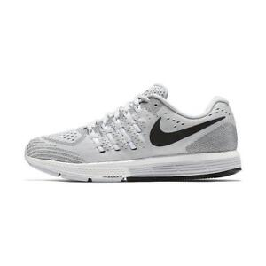 Details about MEN'S NIKE AIR ZOOM VOMERO 11 SHOES platinum black white 818099 002 MSRP $150